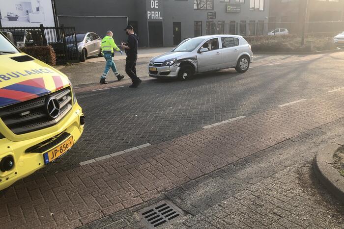 Schade bij verkeersongeval