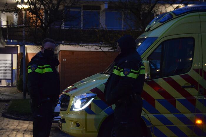 Politie stelt steekwapen veilig na steekincident