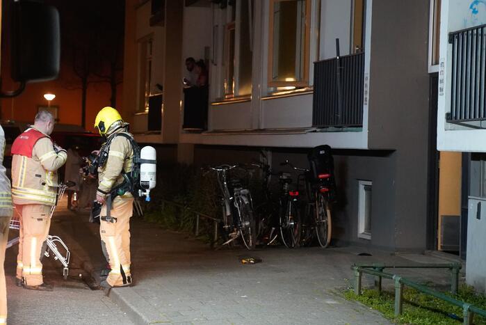 Woningen ontruimd vanwege te hoge concentratie koolmonoxide