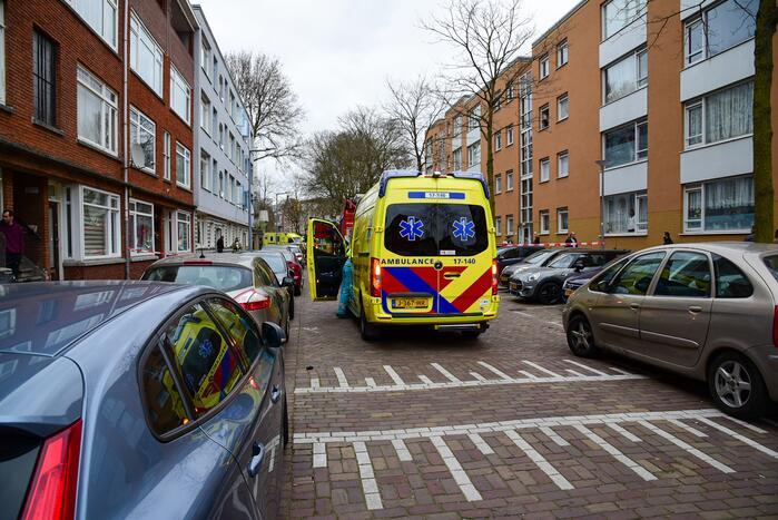 Meerdere gewonden bij brand in appartement