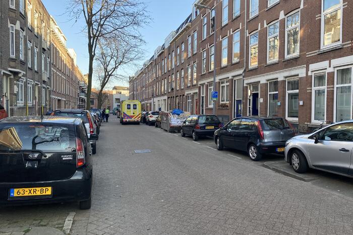 Twee personen aangehouden na steekincident