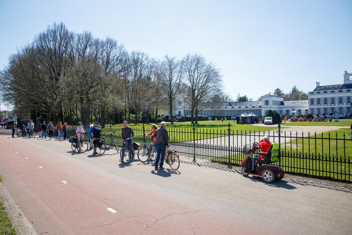 Tijd voor Max-uitzending vanaf Paleis Soestdijk trekt veel bekijks