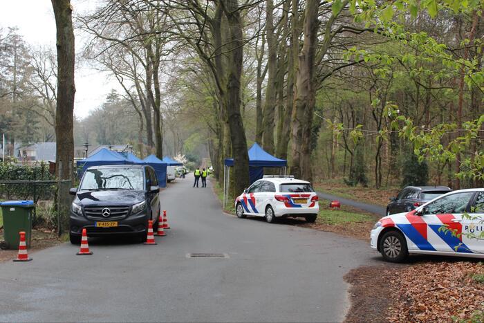 Gemeente en de politie doen onderzoek in Bospark van TopParken
