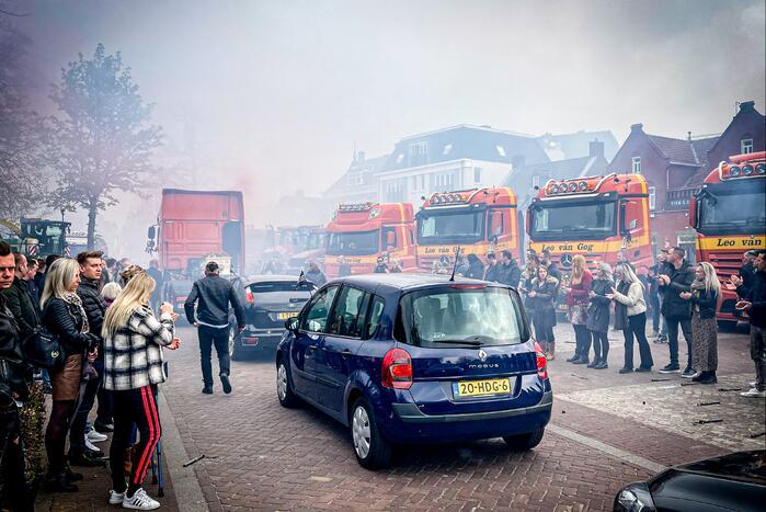 Indrukwekkend eerbetoon voor Jan van den Boomen (33)