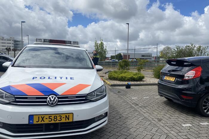 Onderzoek naar jerrycan parkeerplaats PI De Schie