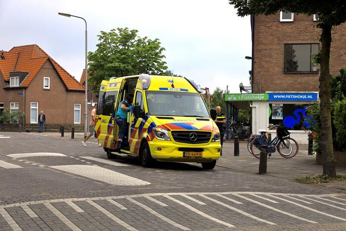 Gewonde na ongeval tussen twee fietsers