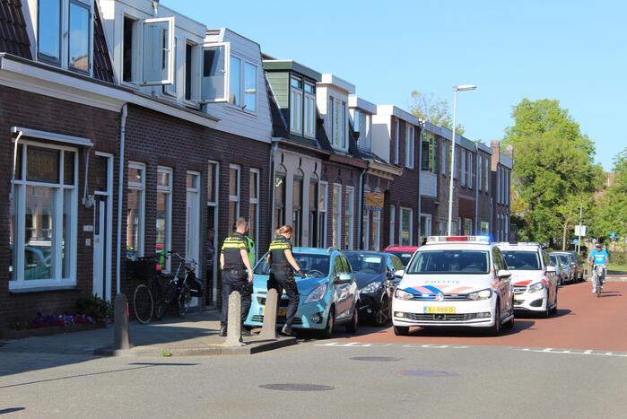 Onderzoek naar incident in woning