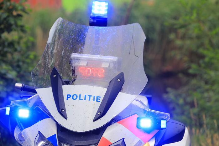 Jongeren met scooters zorgen voor overlast