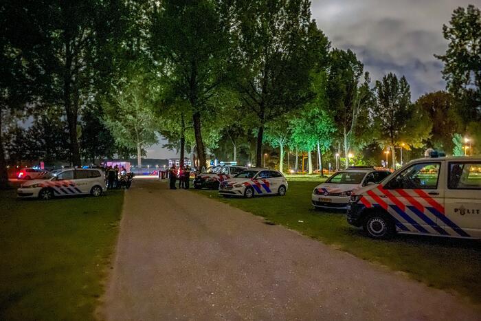 Politie beëindigd illegaal feest met 700 personen