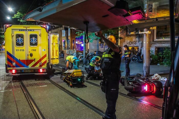 Twee personen gewond bij ongeval met Felyx