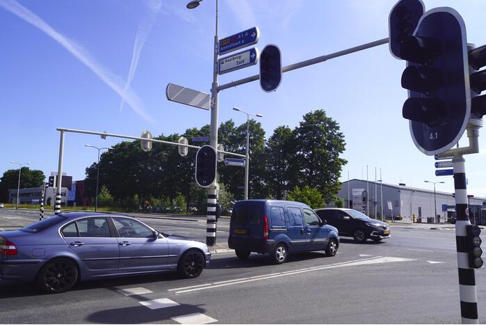 Langdurige problemen bij verkeerslichten zorgen voor gevaarlijke situatie