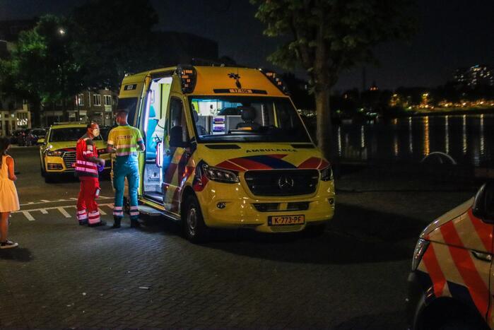 #Rotterdam Een persoon zwaargewond bij steekincident, verdachte aangehouden Coolhaven Rotterdam.