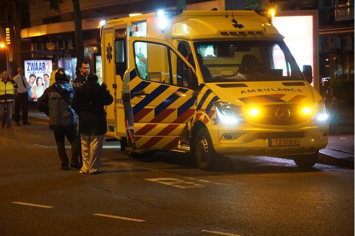 Persoon gewond bij aanrijding met stadsbus