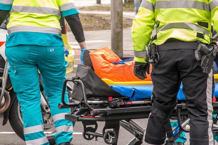 Brommerrijdster (32) overleden na ernstig ongeval