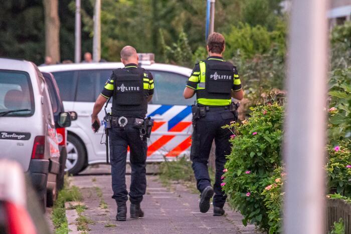 Inbrekers op heterdaad betrapt door politie