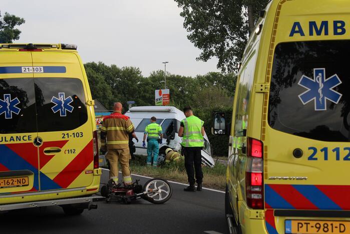 Bestuurder bestelbus vrijgesproken voor dodelijk ongeval