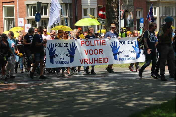 Mars voor grondrechten en Limburg