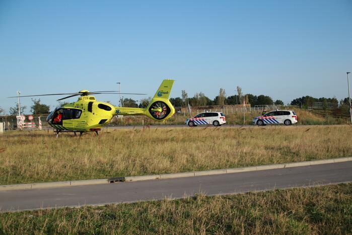Mobiel Medisch Team landt met traumahelikopter voor Rendez-Vous