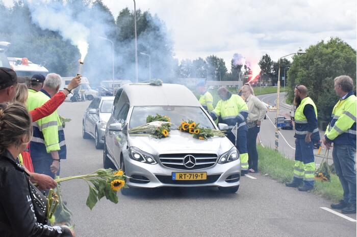 Schillenboer Jolanda Rijsbergen (54) overleden