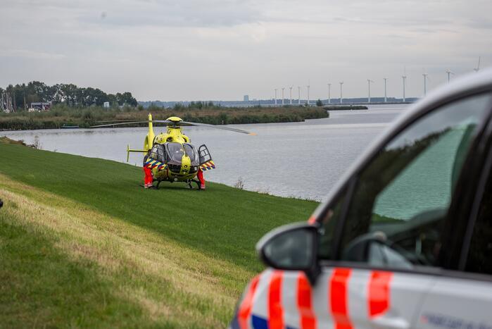 Meerdere zwaargewonden bij explosie op boot
