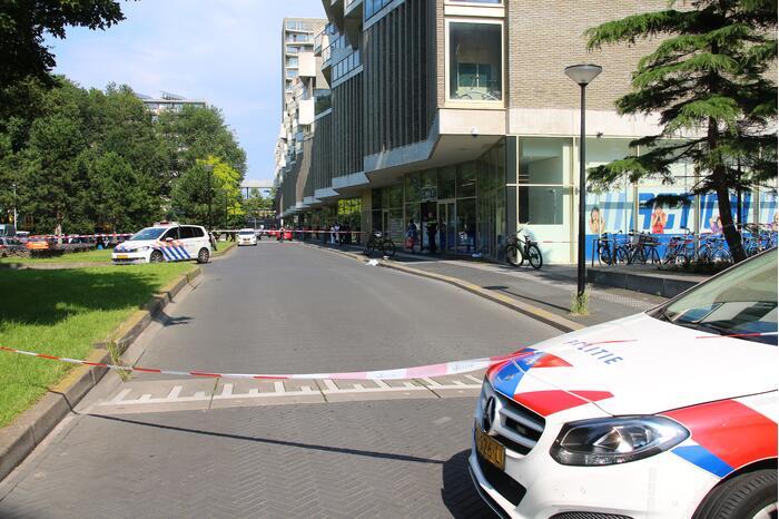 Politie doet onderzoek naar steekpartij