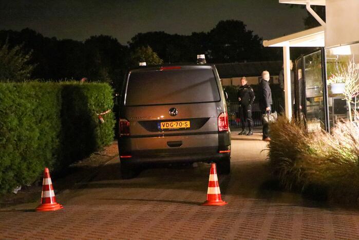 Politie schiet 29-jarige man neer in vakantiepark