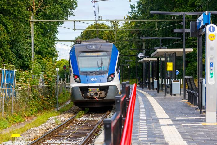 Software probleem zet trein op NS-station stil