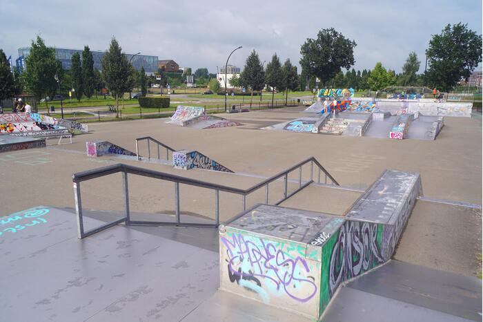 Gemeente gaat skatebaan opknappen