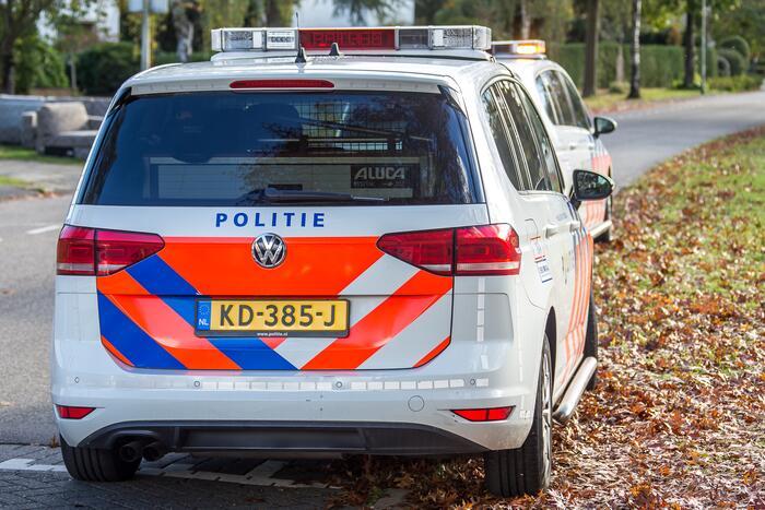 Automobilist aangehouden na positieve speekseltest
