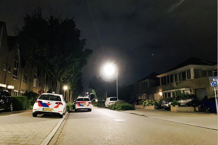 Politie doet onderzoek naar woningoverval