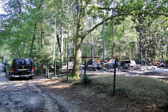 Onderzoek naar grote brand Scouting Merhula
