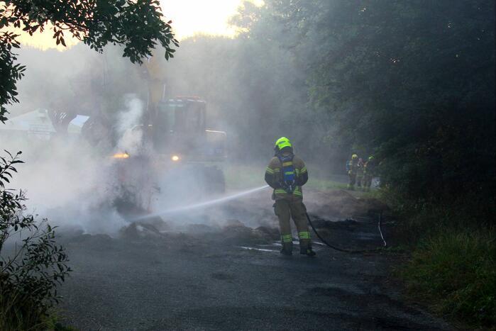 NL Alert door flinke hooibrand