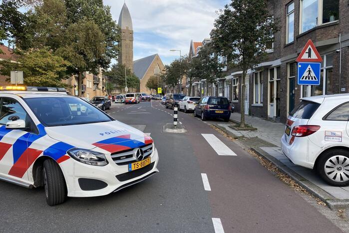 Man zwaargewond na steekincident in woonwijk