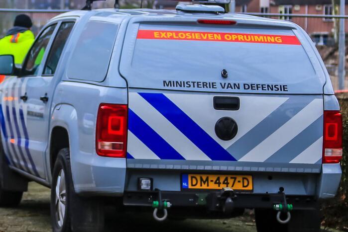 Plofkraakauto aangetroffen door politie