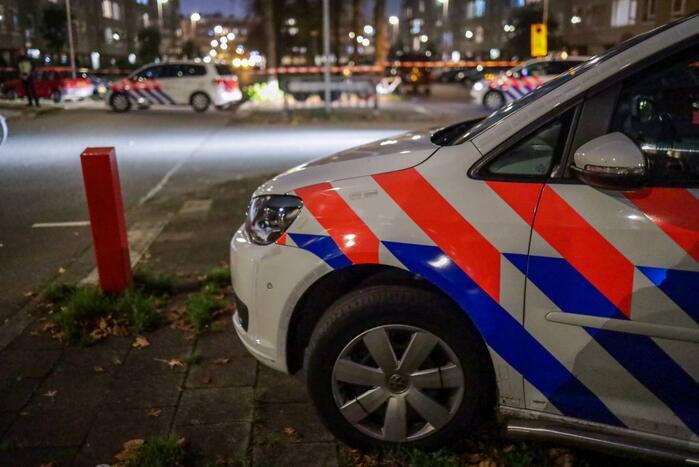 Waarschuwingsschoten gelost in binnenstad