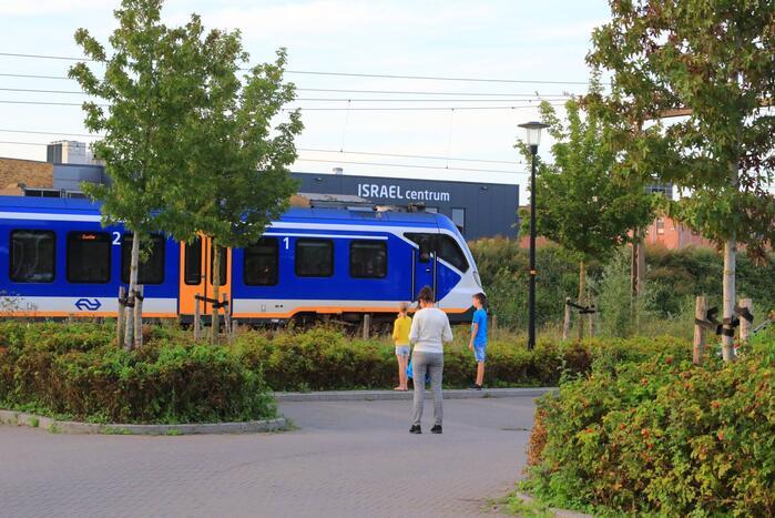 Tijdelijk geen treinverkeer tussen Amersfoort Centraal en Nijkerk