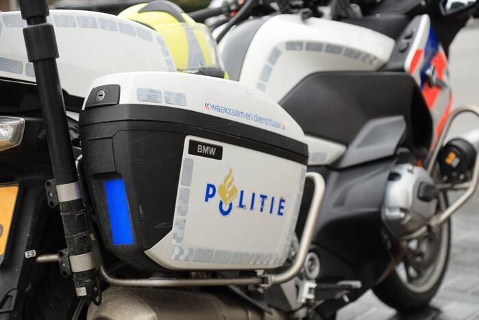 Politie zoekt getuigen van scooterdiefstal