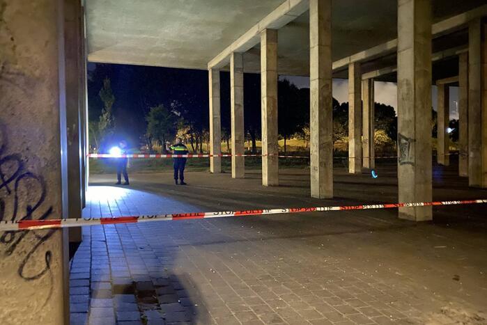Fors aantal hulzen aangetroffen bij schietpartij