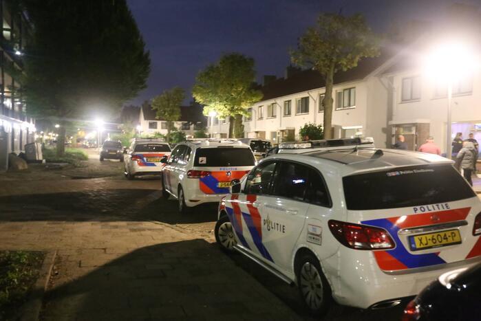 Grote politie-inzet bij valse melding