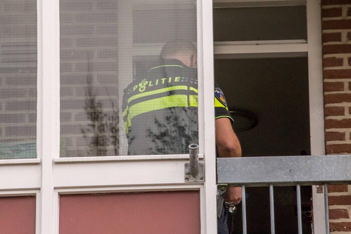 Politie zoekt getuigen van nachtelijke woninginbraak