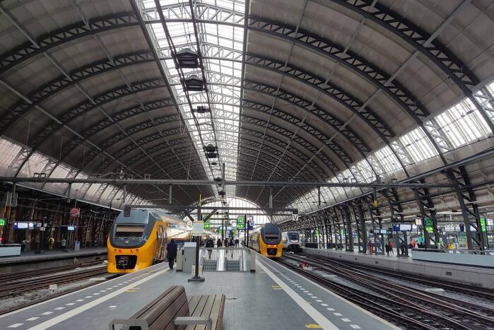Wisselstoring ontregeld treinverkeer
