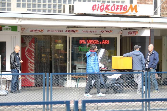 Turks eethuis overvallen
