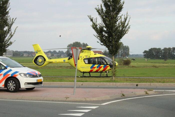 Meerdere gewonden en dode bij ongeval