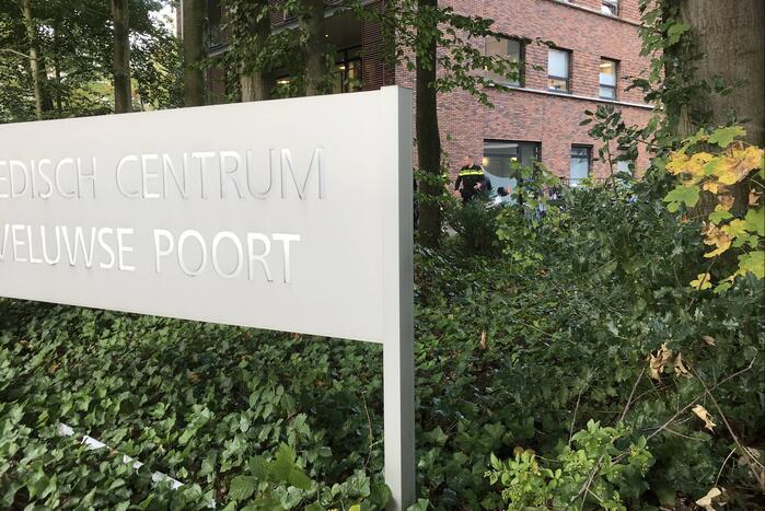 Man aangehouden bij MC Veluwse Poort
