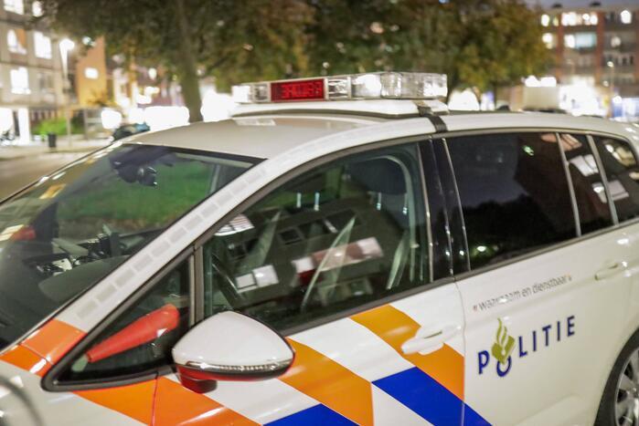 Grote politie-inzet na twee schietpartijen