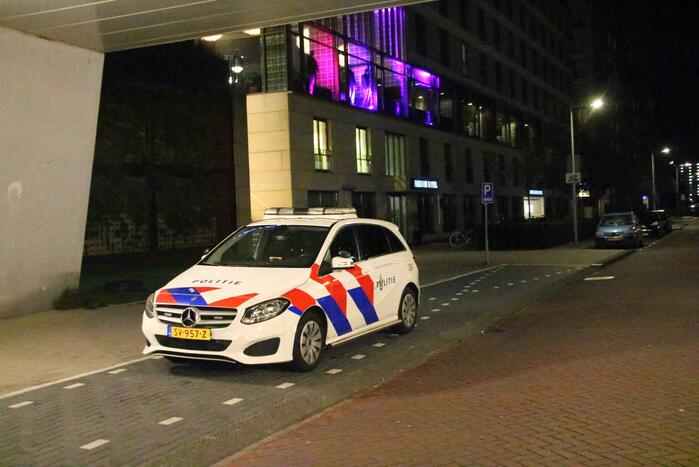 Overval op WestCord Fashion Hotel
