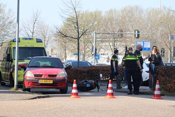 ongeval cinemadreef almere