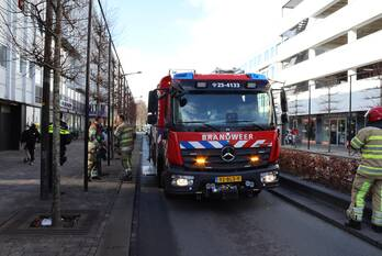 brand spoordreef almere